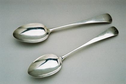 Exeter Silver Tablespoons (pair)