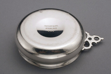 Tiffany Sterling Silver Porringer (Bleeding bowl)