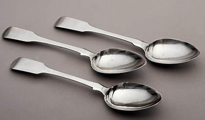 Cape Silver Tablespoons (Set of 3) - Colonial Silver