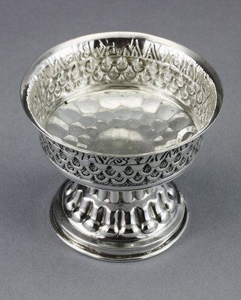 Tudor Cup (Holms Cup) Antique Silver Replica