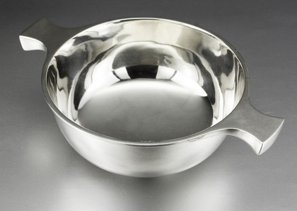 Scottish Silver Quaich - Brook & Son