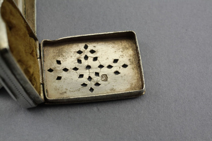 Georgian Silver Vinaigrette