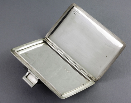 Tiffany Sterling Silver Card Case - Italy