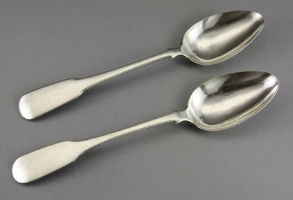 Cape Silver Tablespoons (2) - Collinet