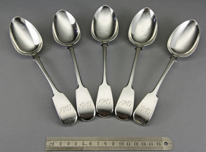 Cape silver Tablespoons (Set of 5) - Twentyman