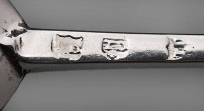17th Century Provincial Silver Apostle Spoon - Thomas Dare II, Taunton