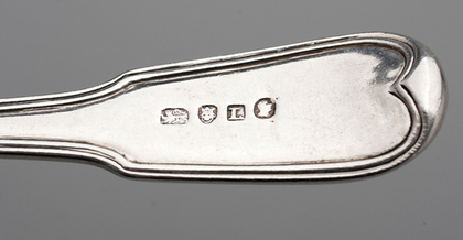 Chinese Export Silver Tablespoon - Linchong