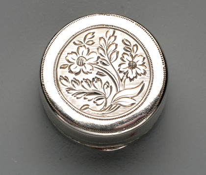 Georgian Silver Gaming Vinaigrette