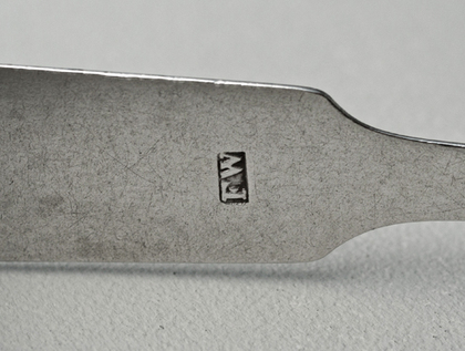 Cape Silver Sugar Tongs - Fredrik Waldek