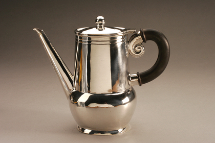Spratling Silver Teapot and Sugarbowl - Ovalado pattern