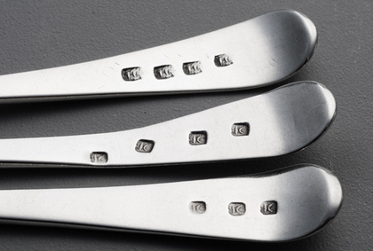 Cape Silver Tablespoons (Set of 6) - Johannes Combrink