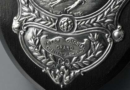 Cape Colony National Rifle Association Inter Colonial Grand Challenge Silver Shield