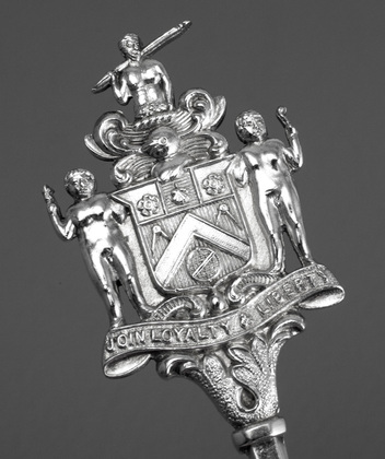 Worshipful Company of Joiners and Ceilers Antique Silver Spoon